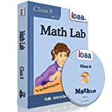 Idaa Class 8 Math Activity Educational CBSE (CD)