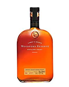 Woodford Reserve Bourbon Whiskey, 70cl