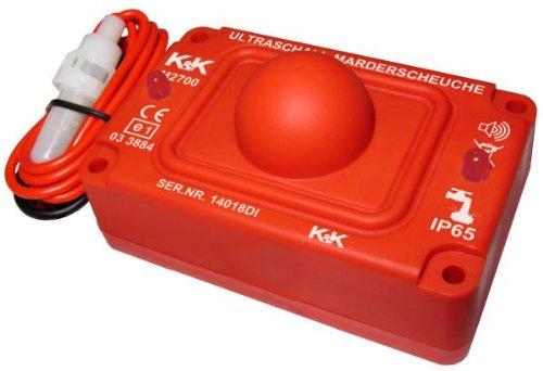 Preisvergleich Produktbild K2 Verteidigungseinheit Marta M2700, spritzwasserdicht IP65
