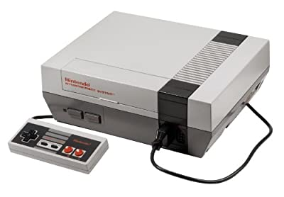 Nintendo Entertainment System Console by Nintendo