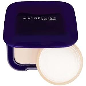 Maybelline Shine Free Oil Control Pressed Powder, Ivory - 1 ea