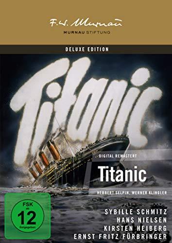 Titanic - Deluxe Edition (Die Titanic Dvd)