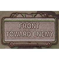 Preisvergleich für MSM Front Willen Enemy aufgenähtes Patchkabel (multi-cam) by Mill Spec Monkey