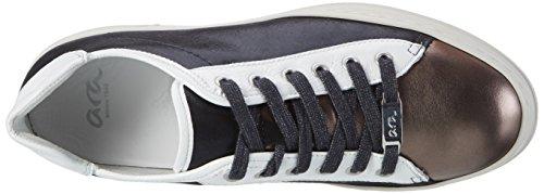 ara Courtyard Damen Sneakers Blau (Titan,weiss/blau)