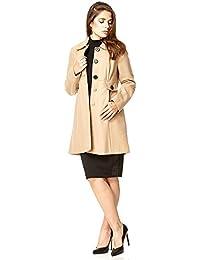 Anastasia - Womens Wool Winter 60`s Coat