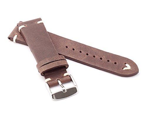 bob-uhrenarmband-vintage-kalb-modell-vintego-3-farben-neu-grosse-uhr-20-mm-schliesse-18-mm-farbe-dun