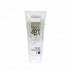L'oreal Professionnel Tecni Art Fix Max Gel 6 - Shaping Gel For Extra Hold Pack 200ml