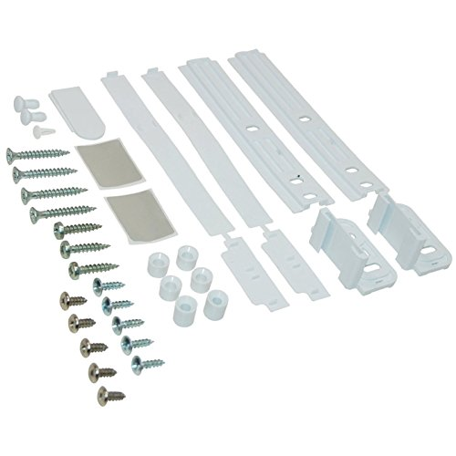 spares2go-decor-door-slider-fixing-kit-for-bauknecht-fridge-freezers