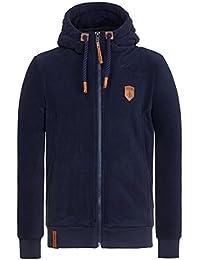 Naketano Male Zipped Jacket Mach Et Otze