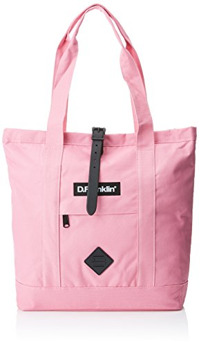 D. Franklin - Ludvik Tote, borse bag Donna Rosa (Pink)