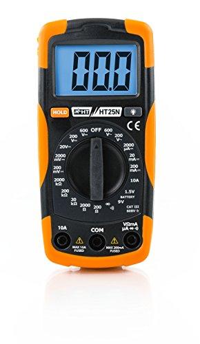 Ht25N Multimetro Digitale Multifunzione Com Hr0002