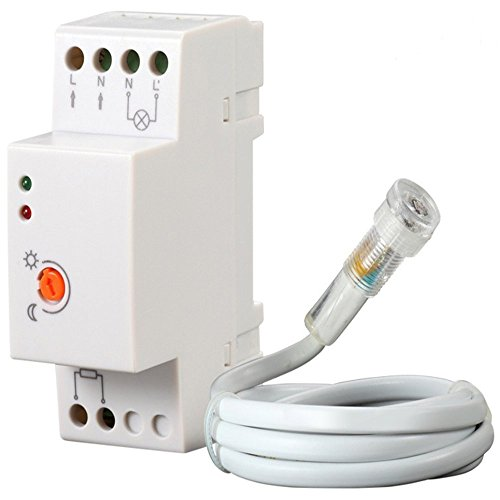 Maclean - Mce83 - sensor interruptor crepuscular ip
