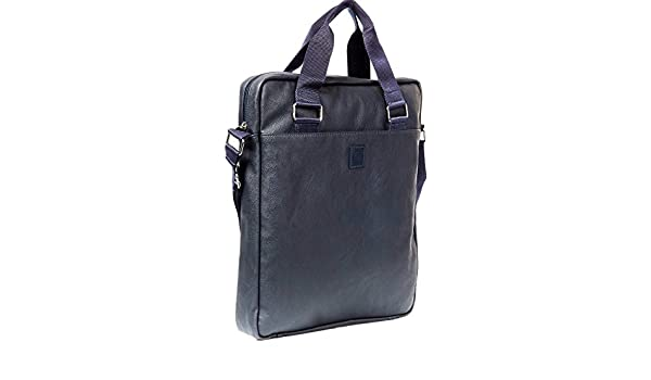 Trussardi Borsa Borsello Tracolla Uomo Blu Collection Bag Men Navy   Amazon.it  Scarpe e borse 07e02178f27