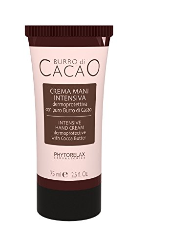 Phytorelax Laboratories Cocoa Butter Crema Mani - 75 ml