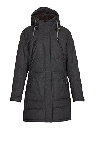 G.I.G.A. DX Damen Treva Parka, Denim anthrazit, 50
