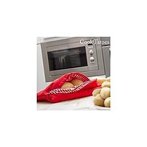 Borsa cuoci Patate al Microonde Cook Tatoes