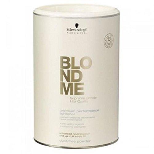 Schwarzkopf BlondeMe Premiun Lift Decolorante - 450 ml