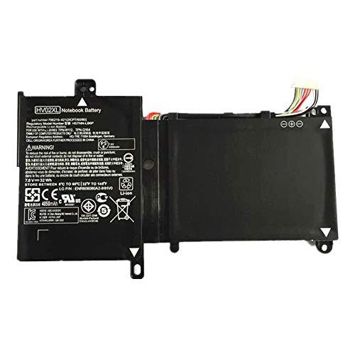 szhyon 7.6V 32wh Original HV02XL Laptop Battery compatible with HP HSTNN-LB6P TPN-Q164 TPN-W112 796219-421 Tablet