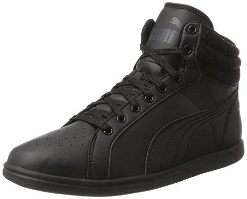 Puma Damen Ikaz Mid v2 Sneaker, Schwarz Black, 37 EU (Damen-activewear)