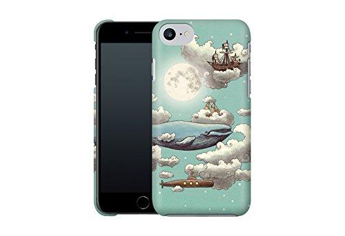 Handyhülle mit Kids-Design: iPhone 7 Hülle / aus recyceltem PET / robuste Schutzhülle / Stylisches & umweltfreundliches iPhone 7 Case - Apple iPhone 7 Schutzhülle: Koala von BioWorkZ Ocean Meets Sky von Terry Fan
