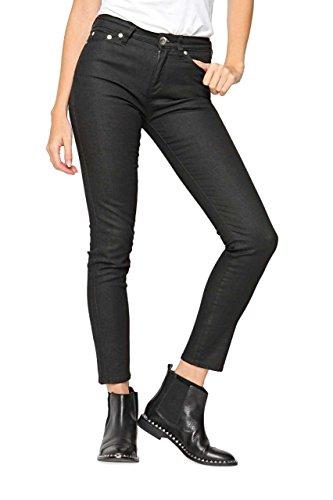 Love Moschino Jeans tretti , donna, Colore: Nero, Taglia: 30