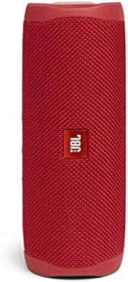 JBL - JBLFLIP5RED Flip 5 Portable Waterproof Bluetooth Speaker (Red)