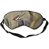 Eye Mask Eyeshade Woodpecker Picture Sleep Mask Blindfold Eyepatch Adjustable Head Strap preisvergleich bei billige-tabletten.eu
