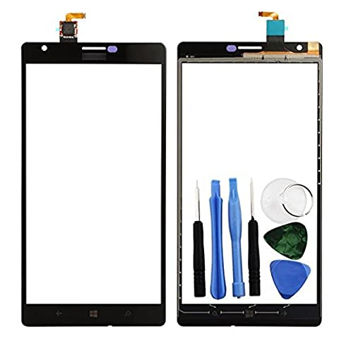 OEM Digitizer Touch Screen for Nokia Lumia 1520 - Black