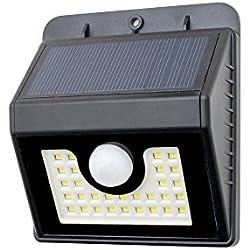 BeeSolar L30 Applique détection lumière L30 Noir