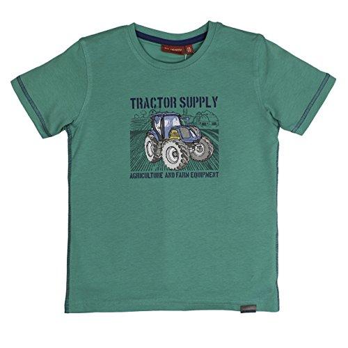 Salt & Pepper Tractor Equipment, T-Shirt Garçon Salt & Pepper