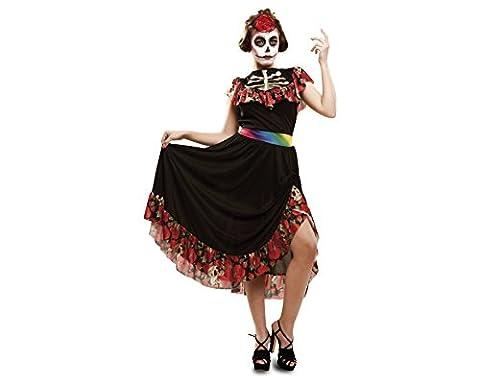 Costumes Dia De Los Muertos - Déguisement Mexicaine Catrina Dia de los Muertos