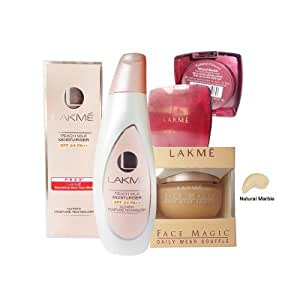 Lakme Compact Powder and Foundation Combo