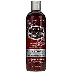 HASK 34327H Après-Shampooing Lissant aux Protéines de Kératine
