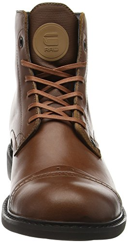 G-STAR RAW Warth Boot, Bottes Classiques Homme Marron (chestnut 2497)