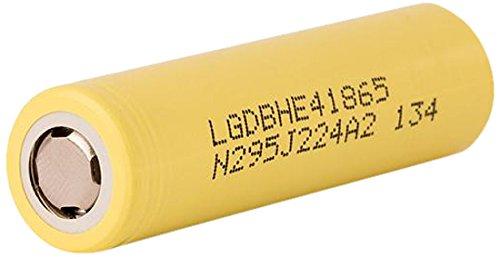 LG Chem ICR18650HE4batteria 2500mAh (8C) 3,6V LiNiMnCoO2