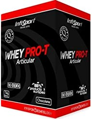 Infisport S.L.  - Whey ProT 1Kg chocolate