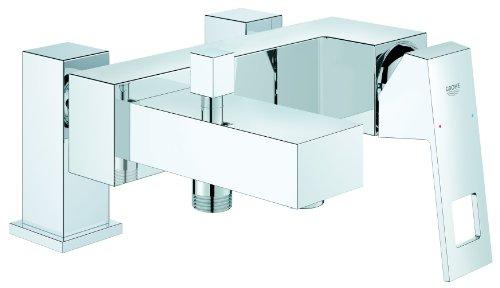 GROHE 23143000 – Baño / ducha mezclador Eurocube (Alemania Import)