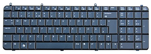 NExpert QWERTZ Tastatur für HP Pavilion DV9000 DV9100 DV9200 DV9300 DV9400 DV9xxx Series DE - Hp Laptop Dv9000