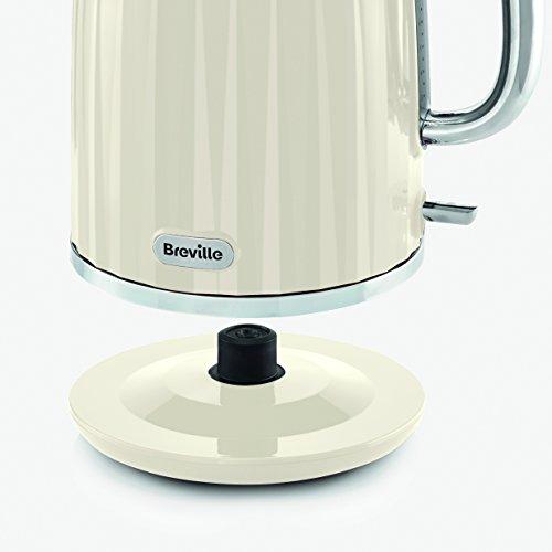 Breville VKJ956 Impressions Kettle, 1.7 L – Cream