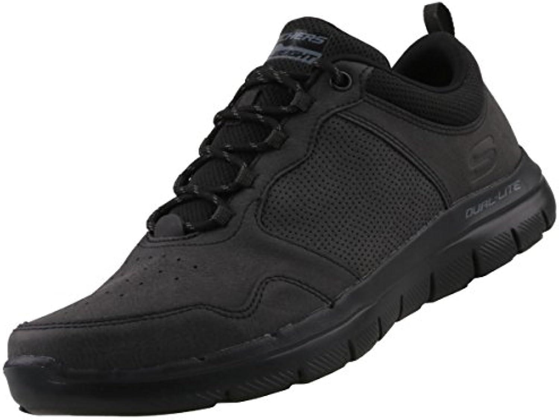 Skechers Herren Sneaker Flex Advantage 2.0 Dali Schwarz