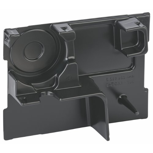 BOSCH Einlage für L-Boxx 136, 398 x 313 x 62 mm, GWS 11-25 CI/CIE, GWS 14-125, 2608438057