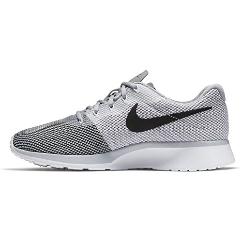 Nike Tanjun Racer, Scarpe da Ginnastica Uomo Grigio (Wolf Grey/White/Black)