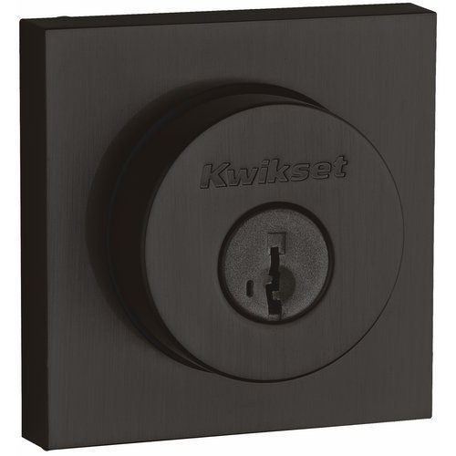 kwikset-159sqt-11ps-halifax-square-double-cylinder-deadbolt-smart-key-venetian-bronze-finish-by-kwik