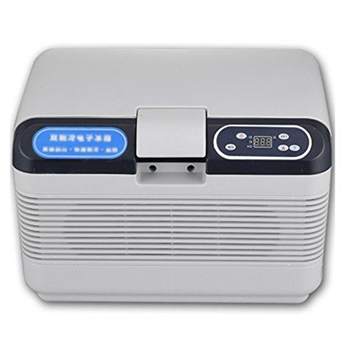 QI FANG BUSINESS Medizinische Geräte Mini-Kühlschrank für Autos Portable Insulin-Gefrierschrank Kühlschrank Kältemittel-Tank, der im Flugzeug Sub Lade Schatz Kann Auch aufgeladen Werden (Kältemittel-flüssigkeit)