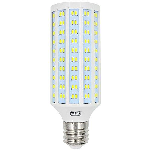 MENGS® LED Bombilla Lámpara E40 40W Blanco frío 6500K AC 85-265V 280x5730 SMD con el escudo de plato de aluminio