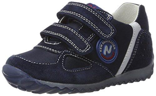 Naturino Naturino Isao Vl., chaussons d'intérieur garçon Blau (Blau)