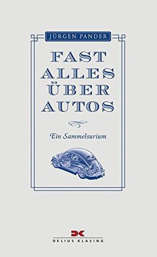 Fast alles über Autos - über Oldtimer Bücher