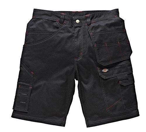 Dickie Classic Shorts (Dickies Redhawk Pro Herren Arbeit Shorts WD802 - Black - 30)