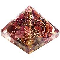 Reiki heilende Energie geladen Krystal Gifts UK Ruby Crystal Chip Energetische Pyramide (ca. 2x 2x 2cm) mit... preisvergleich bei billige-tabletten.eu