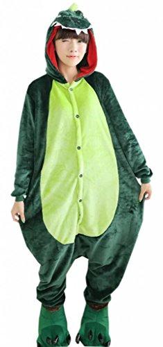 EOZY-Pijama-Para-Mujer-Hombre-Adulto-Diseo-De-Animal